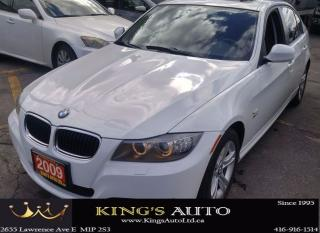 Used 2009 BMW 3 Series 328i xDrive, 4x4, SUNROOF, LEATHER, for sale in Scarborough, ON