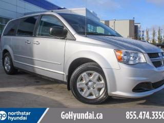 Used 2011 Dodge Grand Caravan SE/SXT for sale in Edmonton, AB