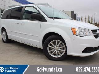 Used 2015 Dodge Grand Caravan SXT DVDS/BACKUPCAM/STO&GO for sale in Edmonton, AB