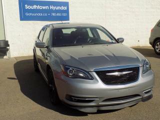 Used 2013 Chrysler 200 S for sale in Edmonton, AB