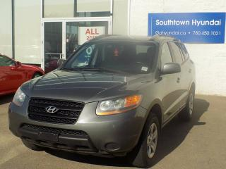 Used 2009 Hyundai Santa Fe GL for sale in Edmonton, AB