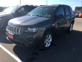 Used 2015 Jeep Compass Sport/North for sale in Brampton, ON