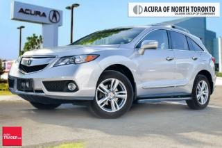 Used 2015 Acura RDX Tech at Accident Free!!!Roof Rails| Back UP Camera for sale in Thornhill, ON