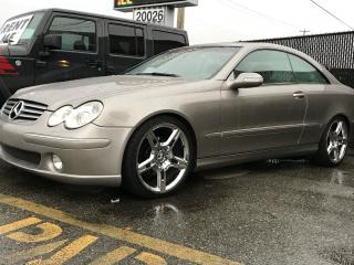Used 2004 Mercedes-Benz CLK 320 Lorinser for sale in Langley, BC