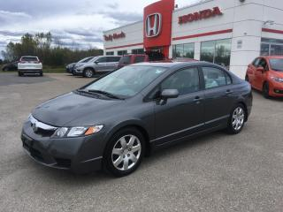 Used 2009 Honda Civic LX for sale in Smiths Falls, ON