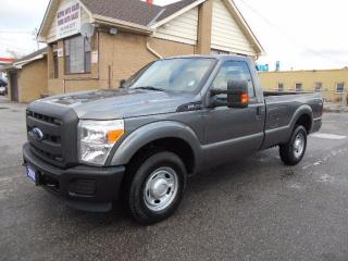 Used 2012 Ford F-250 XL  Regular Cab 8Ft Box Certified ONLY 43,000KMs for sale in Etobicoke, ON