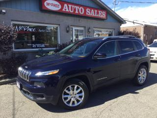 Used 2014 Jeep Cherokee Limited for sale in London, ON