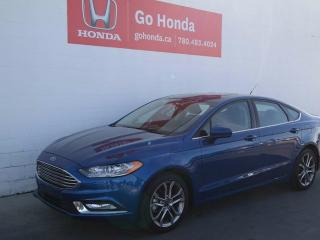 Used 2017 Ford Fusion SE, ALLOYS, SUNROOF, LEATHER for sale in Edmonton, AB