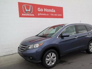 Used 2014 Honda CR-V Touring, NAVI, SUNROOF, LEATHER for sale in Edmonton, AB