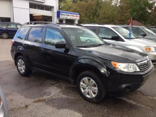Used 2009 Subaru Forester X w/Premium Pkg for sale in Beeton, ON
