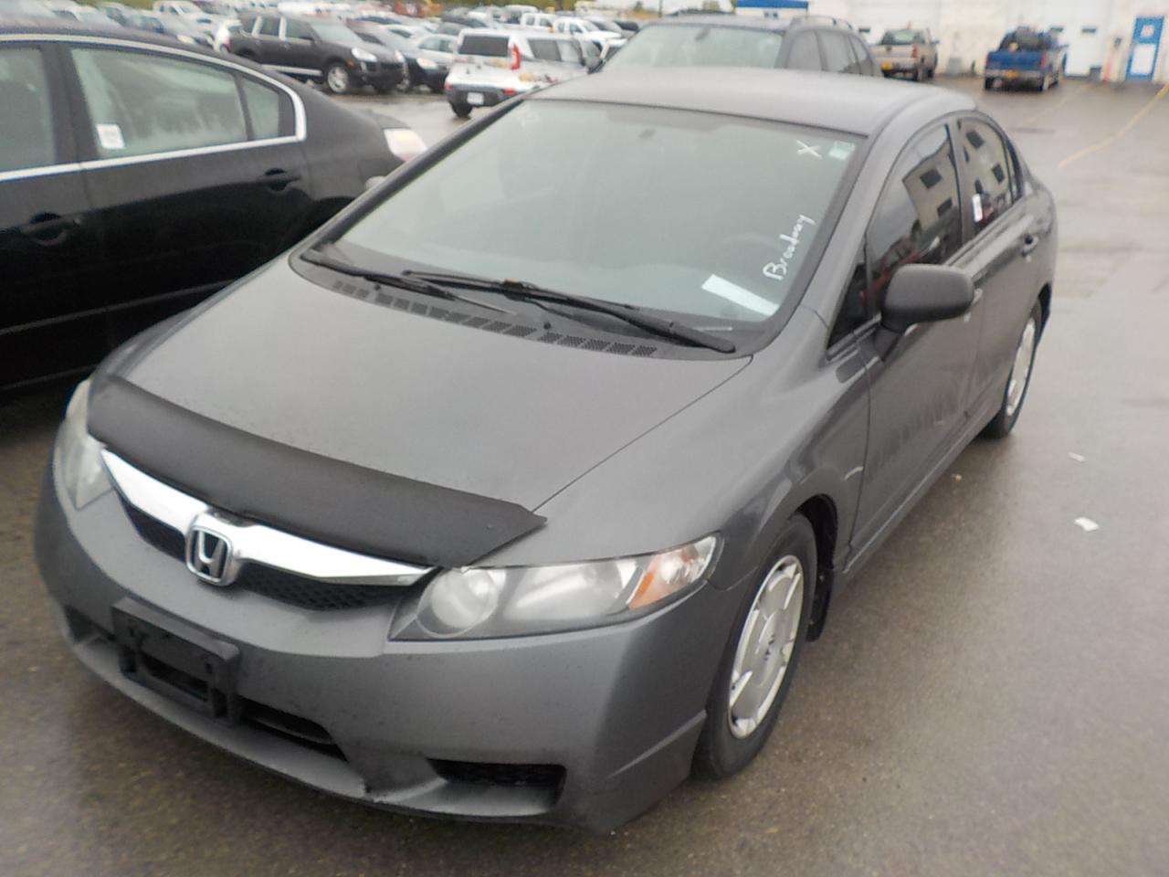 Photo of Grey 2011 Honda Civic