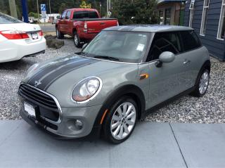 Used 2016 MINI Cooper for sale in Parksville, BC