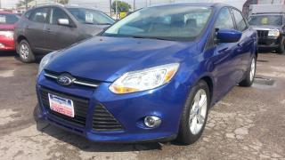 Used 2012 Ford Focus SE, AUTO, ONE OWNER, ACCIDENT FREE for sale in North York, ON
