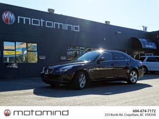 Used 2008 BMW 5 Series 528xi for sale in Coquitlam, BC