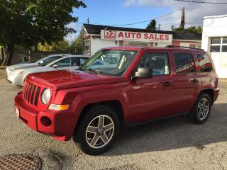 Used 2009 Jeep Patriot Clean Car/North Edition/4x4/Automatic/Certified for sale in Scarborough, ON