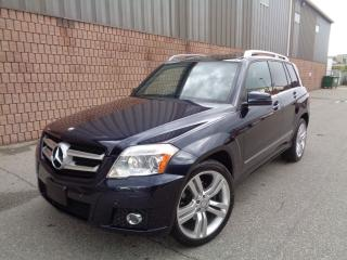Used 2011 Mercedes-Benz GLK-Class GLK350 - 4MATIC - PANORAMIC ROOF - PARK ASSIST for sale in Etobicoke, ON