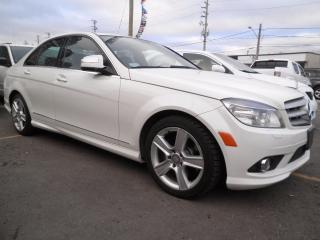 Used 2008 Mercedes-Benz C-Class 300 for sale in Brampton, ON