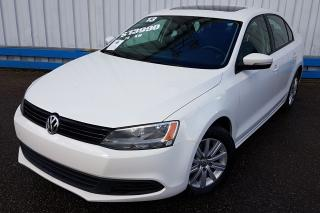 Used 2013 Volkswagen Jetta Comfortline *SUNROOF* for sale in Kitchener, ON