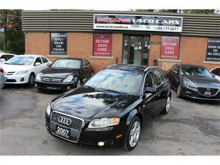 Used 2007 Audi A4 2.0t Avant quattro for sale in Scarborough, ON