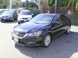 Used 2013 Honda Accord EX-L, leather, sunroof, for sale in Surrey, BC