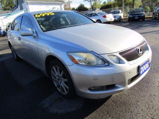 Used 2006 Lexus GS 300 AWD for sale in St Catharines, ON