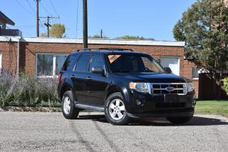 Used 2009 Ford Escape XLT 4WD for sale in Estevan, SK