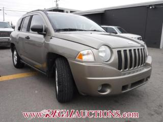 Used 2007 Jeep COMPASS SPORT 4D UTILITY 2WD for sale in Calgary, AB