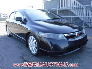 Used 2007 Honda Civic EX 4D Sedan for sale in Calgary, AB