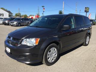 Used 2015 Dodge GRAND CARAVAN SXT * POWER GROUP * 7 PASS for sale in London, ON