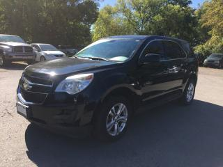 Used 2011 Chevrolet EQUINOX LS * POWER GROUP * SAT RADIO SYSTEM for sale in London, ON