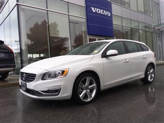 Used 2017 Volvo V60 T5 Drive-E w BLIS/CLIMATE/18' ALLOY WHEELS for sale in Surrey, BC