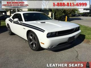 Used 2014 Dodge Challenger R/T for sale in Richmond, BC