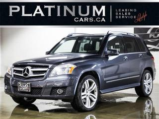 Used 2010 Mercedes-Benz GLK350 4MATIC, AMG SPORT, NAVI, SUNROOF for sale in North York, ON