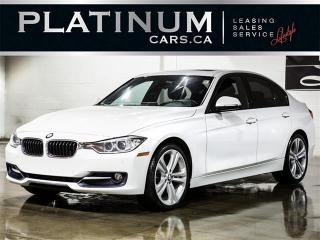 Used 2014 BMW 328d xDrive, NAVIGATION, SPORT PKG, PREMIUM for sale in North York, ON