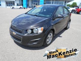 Used 2014 Chevrolet Sonic LT for sale in Renfrew, ON