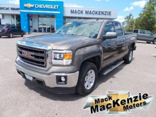 Used 2014 GMC Sierra 1500 SLE Double Cab 4X4 for sale in Renfrew, ON