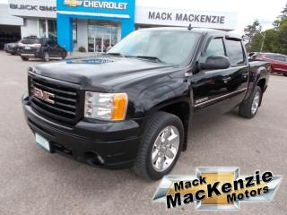 Used 2013 GMC Sierra 1500 SLT Crew Cab 4X4 for sale in Renfrew, ON