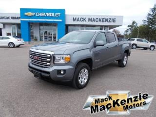 Used 2018 GMC Canyon SLE Crew Cab 4x4 for sale in Renfrew, ON