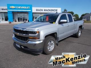 Used 2018 Chevrolet Silverado 1500 LT Double Cab 4X4 for sale in Renfrew, ON