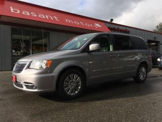 Used 2016 Chrysler Town & Country Leather, Power Sliding Doors/Tailgate!! for sale in Surrey, BC