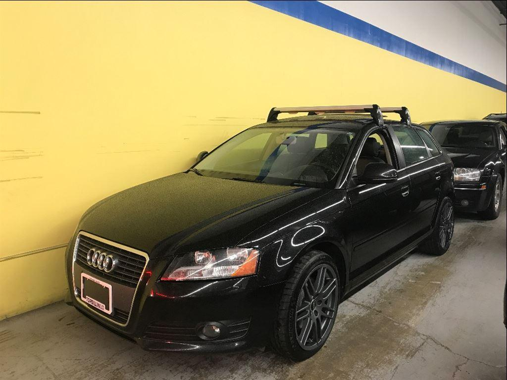 used 2009 audi a3 2 0t leather sunroof for sale in. Black Bedroom Furniture Sets. Home Design Ideas
