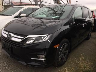 New 2018 Honda Odyssey EX-L w/Navi for sale in Richmond, BC