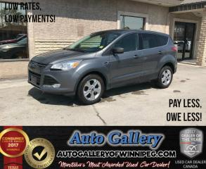 Used 2014 Ford Escape SE *Htd. Seats/B.Cam for sale in Winnipeg, MB