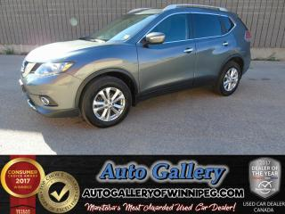Used 2015 Nissan Rogue SV AWD *Pano for sale in Winnipeg, MB
