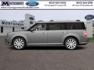 New 2013 Ford Flex SEL  - Bluetooth -  Heated Seats for sale in Kincardine, ON