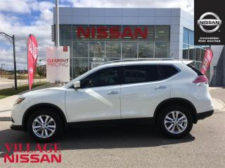 Used 2015 Nissan Rogue SV AWD Alloys | P. Glass | Sun for sale in Unionville, ON