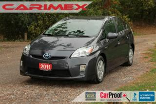 Used 2011 Toyota Prius Base for sale in Waterloo, ON