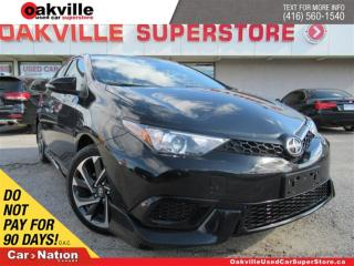 Used 2016 Scion iM 1.8L | BLUETOOTH | HEATED SEATS | B/U CAM | A/C for sale in Oakville, ON