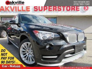 Used 2015 BMW X1 ---SOLD BY CHARLES---- for sale in Oakville, ON