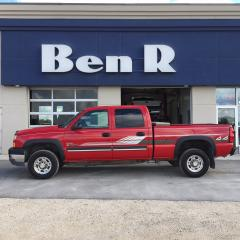 Used 2005 Chevrolet Silverado 2500 LT for sale in Steinbach, MB